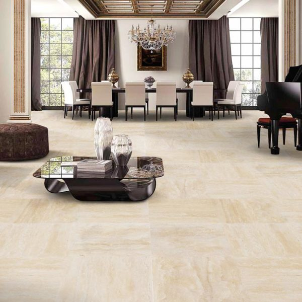 Denizli Beige Rustic Vein Cut