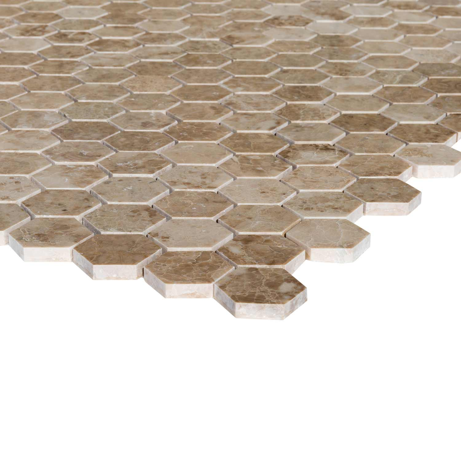 20020069-cappuccino-marble-mosaics-polished-2-hexagon-close-angle-view-www.mayausatile