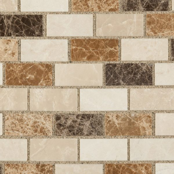 Spanish Mix Marble Mosaic