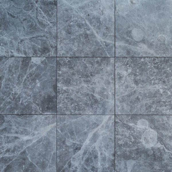 Tundra Earth Gray Marble Tile