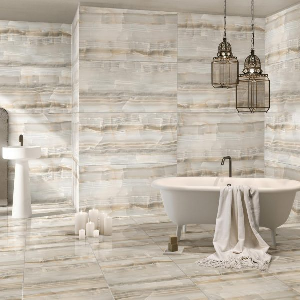 Rebel Glazed Porcelain Tile
