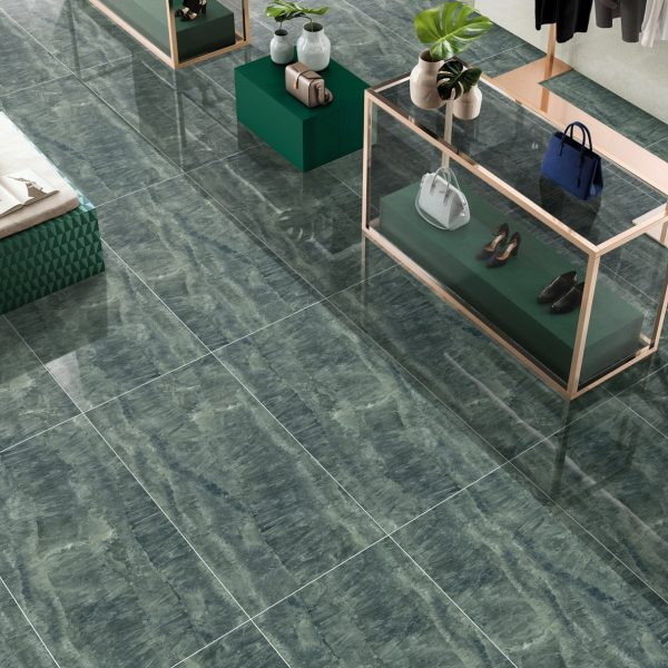 ANK255-Moren-green-glazed-porcelain-tile-roomscene-view