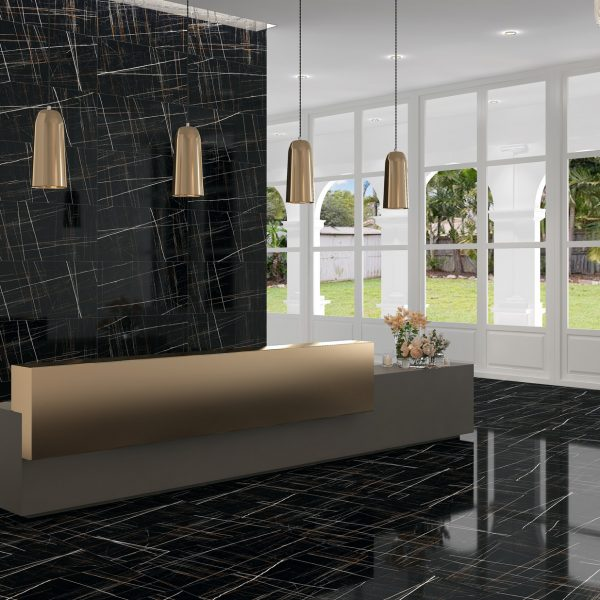 Meridian-black-glazed-porcelain-tile-roomscene-view