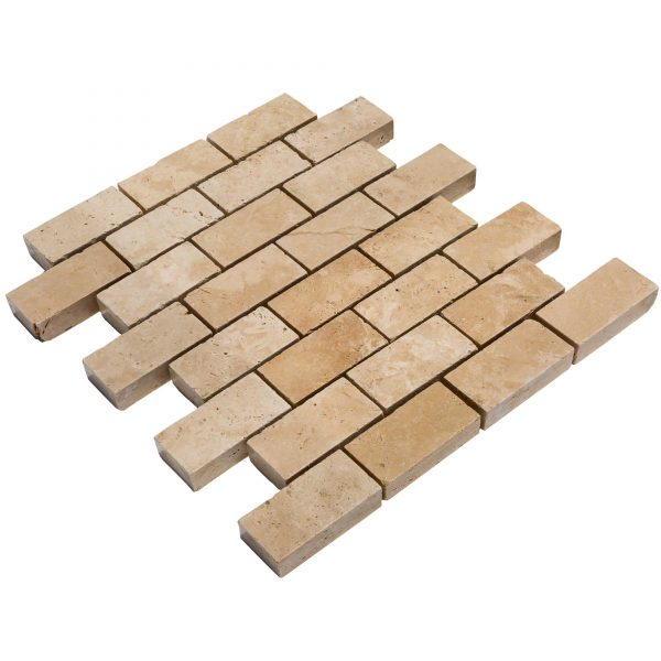 Ivory Travertine Paver